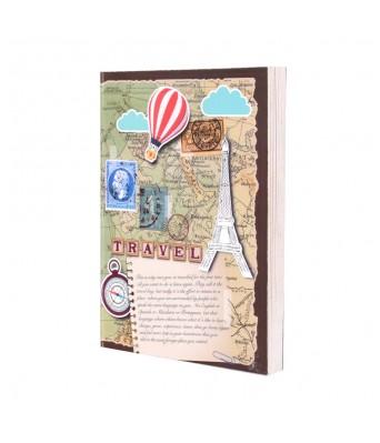 Travelogue  Notebook