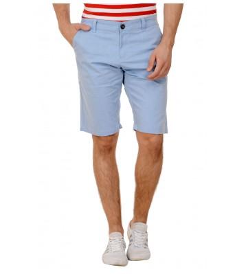 MSG Blue Men Shorts