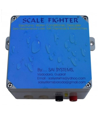 Scale Fighter Lite-100 Water Conditioner & Descaler for 1 Inch Pipe