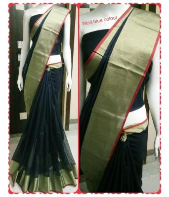 Babji Plqain Bandhan  Doriya cotton Sarees For Womens with blouses Piece