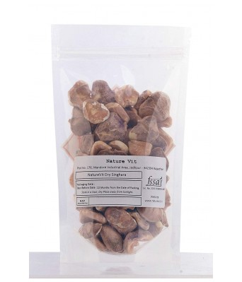 Nature Vit Dry Singhara -400 g (Chestnut)