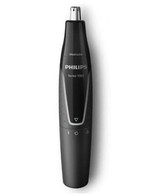 Philips NT1120/10 Cordless Trimmer for Men  (Black)