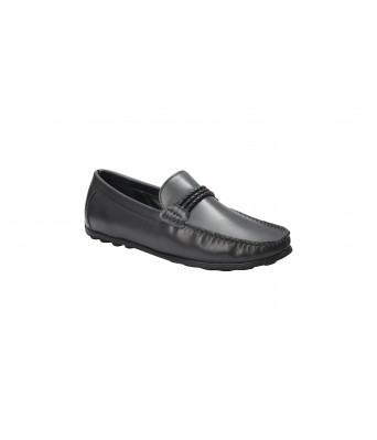 Boggy Confort Stylish Black Color Stylish Loafers for Mens & Boys