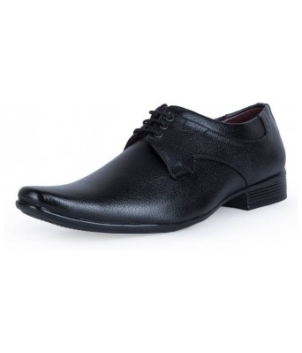 Contablue Good Look Lace Up Shoes Black