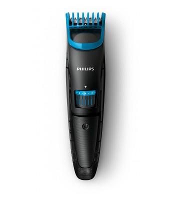 Philips Men QT4003/15 Beard and Stubble Trimmer (Black)