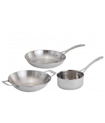ETHICAL COOKWARE SET - SS