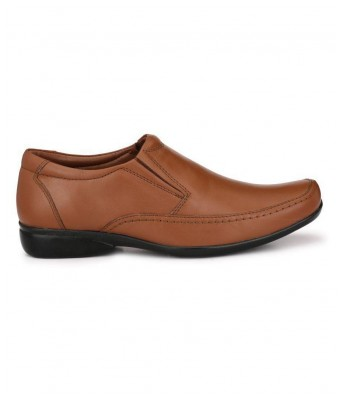 Boggy Confort Tan Color Formal Shoes for Mens & Boys