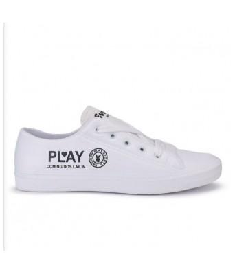 White eva shoes