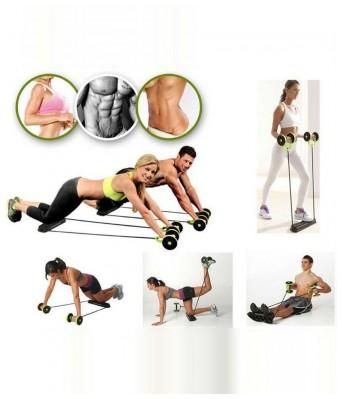 Asfit Revoflex Xtreme Abdominal Trainer Ab Exerciser (Green)