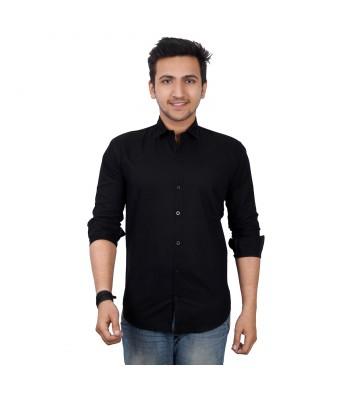 Mens world  Black casual  shirt