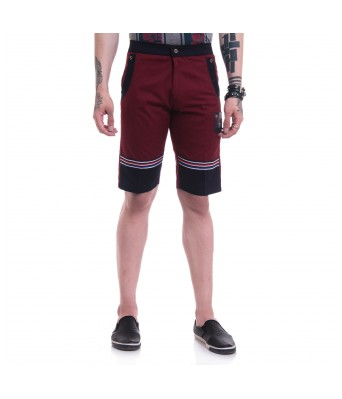TAB91 Mens Cotton Designer Shorts