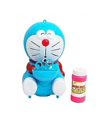 DORAEMON BUBBLE Music, light & Bubbles Blowing Doraemon Toy