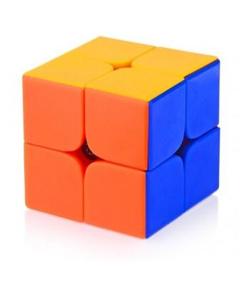 High Speed Stickerless Speedy Rubik Magic Puzzle Cube 2x2