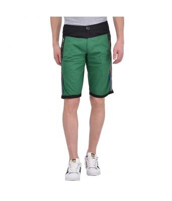TAB91 Mens Self Designed Shorts
