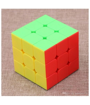 Colonial 3x3 Cube for Kids education