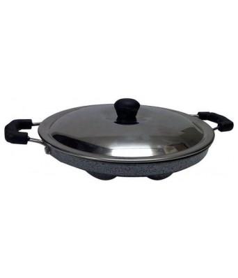 Sajni Heavy Duty Appam Patra with Lid
