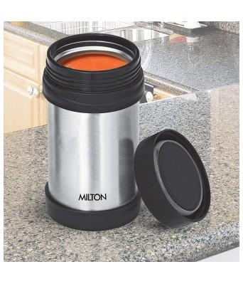 Milton Thermosteel Soup Flask, 500ml, Silver
