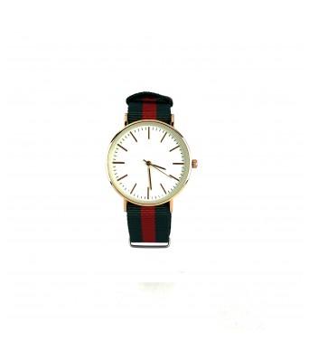 SARGA NEWLOOKS DVV Unisex Watches in three colour Strap