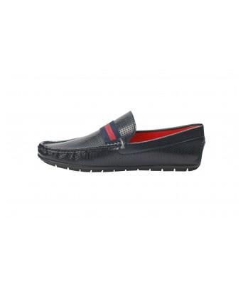 Boggy Confort Stylish Black Color Loafers for Mens & Boys