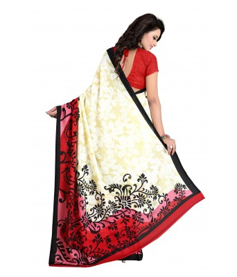 Ethnikaaz Off White Georgette Saree-Madhumitha-06