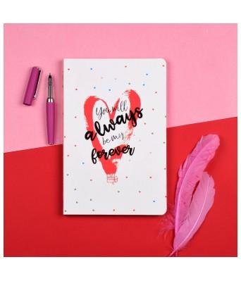 Together Forever Notebook