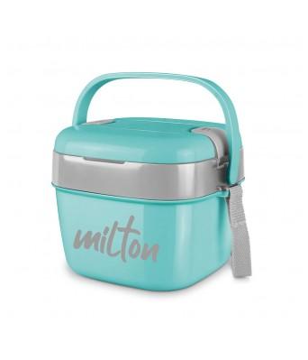 Milton Cubic Big Tiffin Box, 1100 ml, Aqua Green
