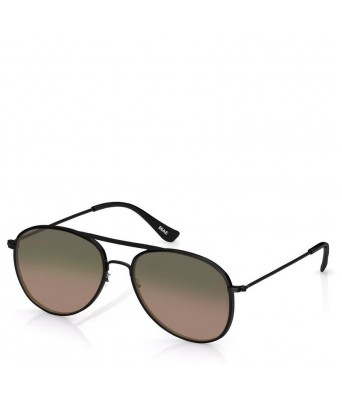 FASTRACK BROWN FULL RIMMED OVAL GRADIENT SUNGLASSES FOR GUYS