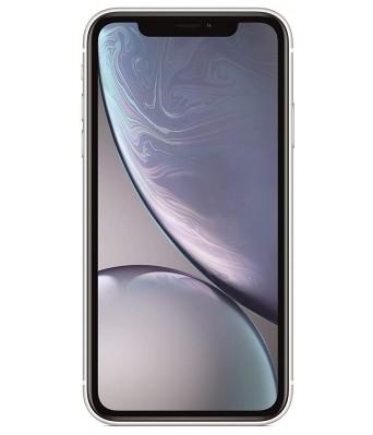 Apple iPhone XR (White, 3GB RAM, 128GB Storage)