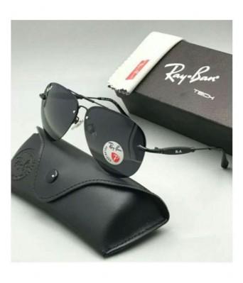 stylish new  black polraized sunglasses for men