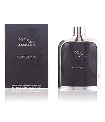 Jaguar Classic Black (M) Edt Spray