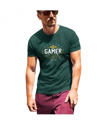 Koolpals Dark Green Cotton Men T-Shirts