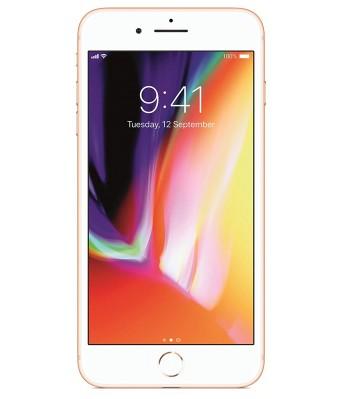 Apple iPhone 8 Plus (Gold, 256GB)