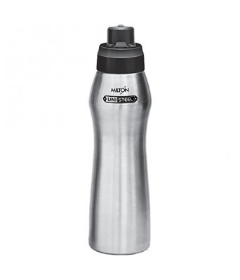 Milton Active-750 Stainless Steel Bottle, 650ml, Silver