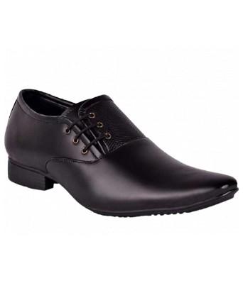 Man Black Formal Shoes