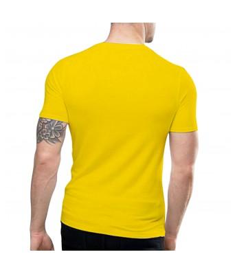Ghantababajika Mens Printed Inquilab Zindabad With Pic T-Shirt | Quote Printed T-Shirts
