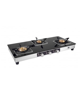 Skyflame GT Krown 2 Burner Glasstop Gas Stove