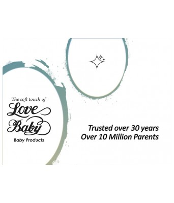 Love Baby Mosquito Net or Baby Tent - ST30 Navy P1