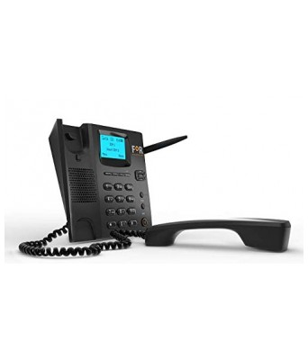 F1 + Model (Black) Landline Phone for Home & Office