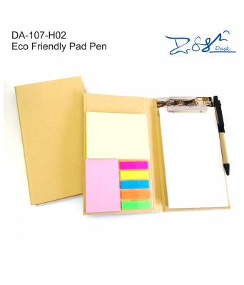 Eco Friendly Note Pad