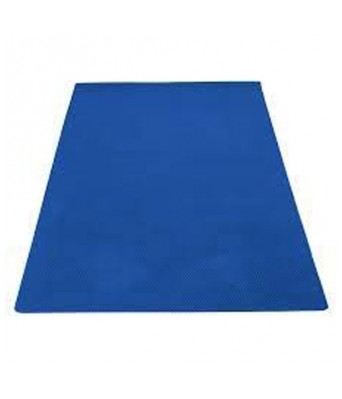 Sasta Bazar Anti Skid Grip Yoga Mat 4MM Thick & Soft Comfort Fitness Exercise Non Slip Surface