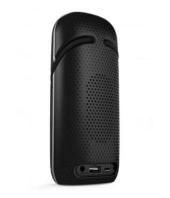 Philips BT114 Bluetooth Speakers (Black)