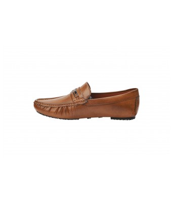 Boggy Confort Stylish Brown Color Loafers for Mens & Boys
