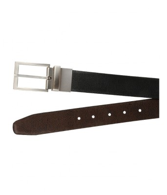 Ansh Fashion Wear Mens Non Leather Reversable Stylist belt