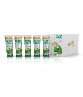 Richfeel Tea Tree Facial Therapy (5 x 25g)