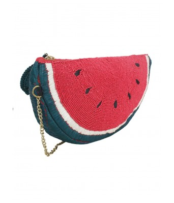 Diwaah Non Leather Red Clutch