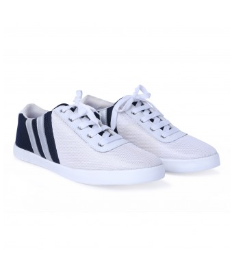 Scootmart White And Black Shoes