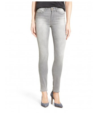 Ansh Fashion Grey Womens Denim Jeans
