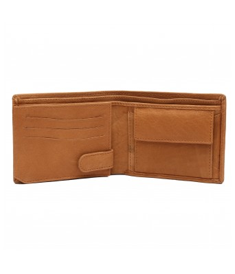 REGNUM MENS LEATHER WALLET