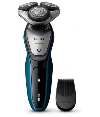 Philips S5420 Shaver For Men  (Neptune Blue - Charcoal Grey)