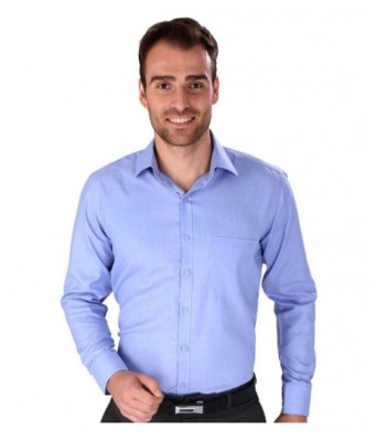 PIXO SKY BLUE FORMAL SHIRT